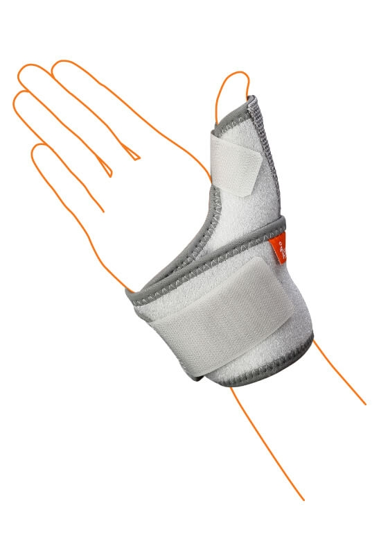 Compression Wrist Thumb Spica Braces HD021