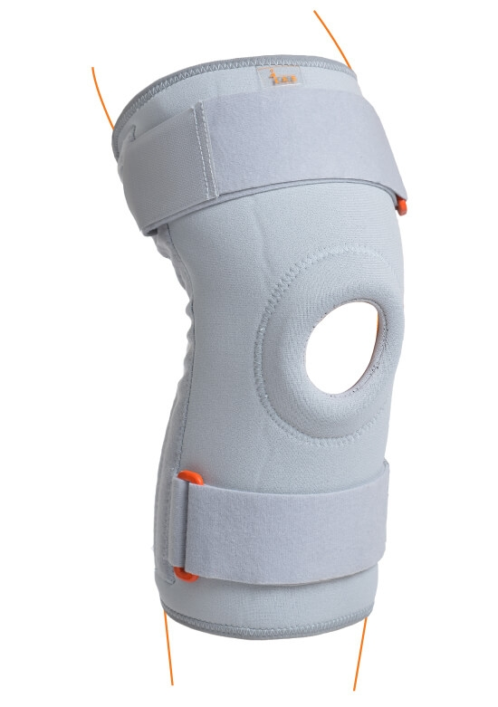 Stabilized Knee Support KE003