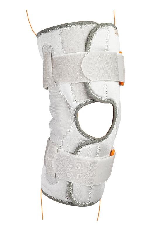 Wrap Around Hinged Knee Braces KE015